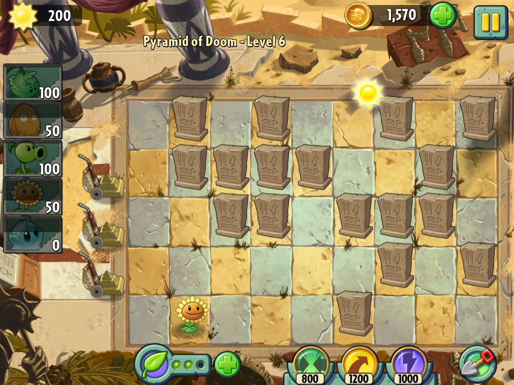 Plants Vs Zombies 2 -1-3