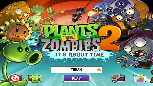 Plants Vs Zombies 2 -1